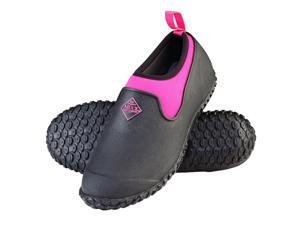 Muckster II Low Black/Pink - Womens Size 10 Womens Muckster II Low Black/Pink