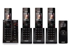 4 Handset Cordless Video Phone 4 Handset Cordless Video Phone