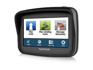 TomTom Rider 4.3 inch Motorcycle GPS New in The Box