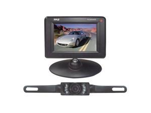 Pyle Audio CL3952     M 3.5-Inch Monitor Wireless Back-Up Rearview and Night Vision Camera System