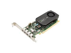 PNY Technologies PX8255M PNY NVIDIA Quadro NVS 510 2GB GDDR3 4-Mini DisplayPort Low Profile PCI-Express Video Card