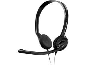 sennheiser PC31IIB Sennheiser PC 31-II Binaural Headset with Microphone