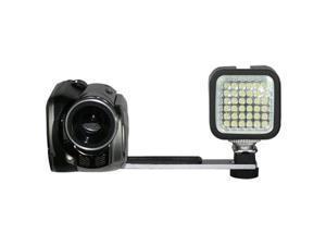 Sima T54128 Sima SL-20LX Ultra Bright Video Light - Black