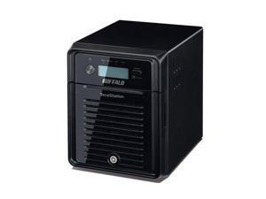 Buffalo Americas TS3400D0404b BUFFALO TeraStation 3400 4-Bay 4 TB RAID NAS and iSCSI Unified Network Attached Storage (TS3400D0404)