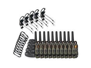 Uniden GMR3799-2CKHS (10-Pack) 2-Way Radio