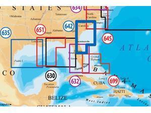 Navionics CF #47;642PP Platinum Plus South Carolina and North Florida