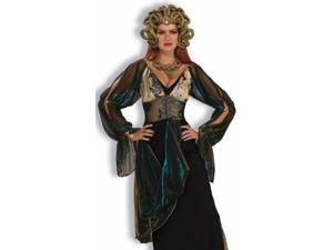 Medusa Greek Myth Monster Goddess Adult Roman Costume
