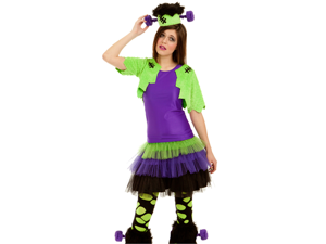 Adult Creature Monster Costume Princess Paradise 4007