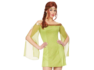 Sexy Fiona Maid Marian Medieval Princess Halloween Costume