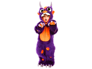 Infant / Child Morris the Monster Costume Princess Paradise 4228