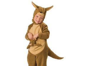 Kids Kangaroo Toddler Animal Halloween Costume