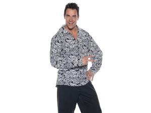 Mens 60s 70s Mod Disco Party Outfit Halloween Costume