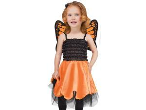 Kids Toddler Girls Fairy Butterfly Halloween Costume