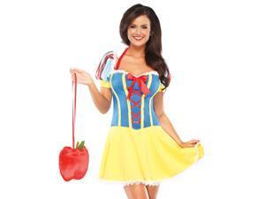 Sexy Womens Snow White Princess Halloween Costume
