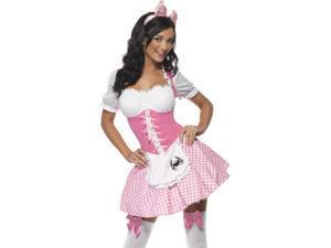 Sexy Little Miss Muffet Dress Adult Halloween Costume