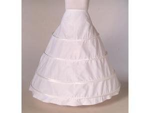 Historical Colonial Costume Cage Hoop Skirt Petticoat