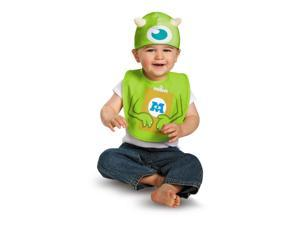 Baby Monsters University Mike Infant Costume Bib + Hat