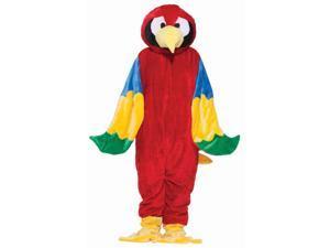Parrot Mascot - Adult Costume