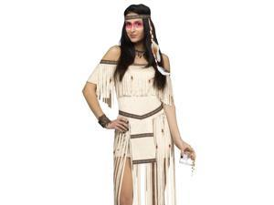 Sexy Native American Pocahontas Indian Halloween Costume