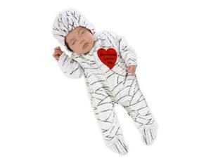 Baby Mummy Cute Spooky Infant Halloween Costume