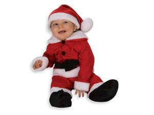 New Baby XMAS Costume Santa Claus Clause Holiday Outfit