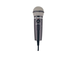 Emerson MM205S Plug N Sing Handheld Karaoke Microphone w/30 Songs