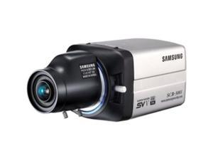 SAMSUNG TECHWIN SCB-3001 WDR DAY/NIGHT 550TVL 12/24V BOX CAMERA