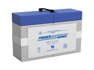 POWER-SONIC PS12120L 12V 12AMP BATTERY FASTON