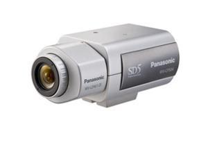PANASONIC WV-CP504 FIXED DAY/NIGHT CAM W/SD5 TECH 24VAC OR 12VDC