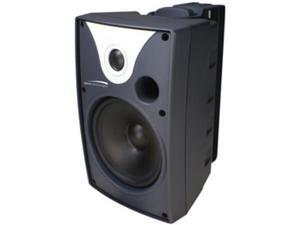 "SPECO SP6AWX 6"" Outdoor Speaker Black (Pair)"