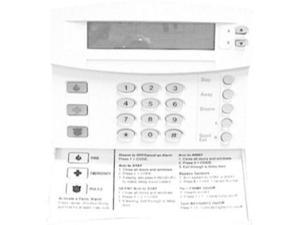UTC Fire & Security 60983 LCD Alpha touchpad