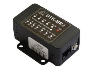 Ditek DTKMRJPOE Power over Ethernet surge protection