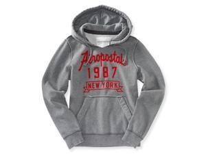 Aeropostale Mens New York Hooded Hoodie Sweatshirt 053 XS