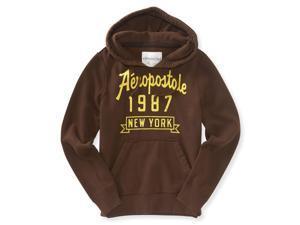 Aeropostale Mens New York Hooded Hoodie Sweatshirt 221 XS