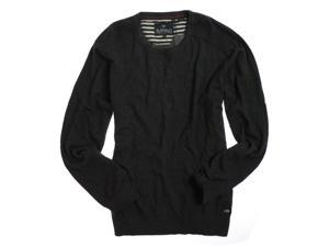 Buffalo David Bitton Mens Crew Neck Knit Sweater fadedblack 2XL