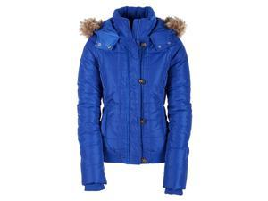 Aeropostale Womens Quilted Puffer Jacket 431 XS