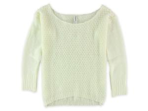 Aeropostale Womens Pullover Knit Sweater 104 L