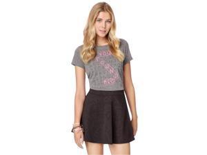 Aeropostale Womens Floral Texture Mini Skirt 001 M
