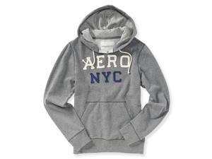 Aeropostale Mens NYC Fleece Hoodie Sweatshirt 053 XS