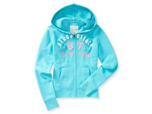 Aeropostale Womens New York Hoodie Sweatshirt 118 S