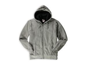 Quiksilver Mens Kadam Sherpa Hoodie Sweatshirt skt0 S