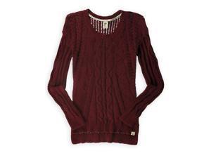 Roxy Womens High Five Knit Sweater psf0 XS