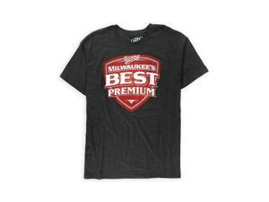Mad Engine Mens Milwaukee's Best Graphic T-Shirt chh S