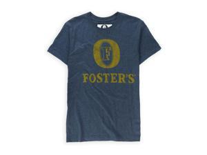 Mad Engine Mens Foster's Graphic T-Shirt nvh S