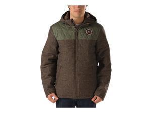Vans Mens Bridger Quilted Jacket 815 M