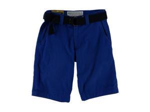 Aeropostale Mens Flat Front Casual Walking Shorts 433 28