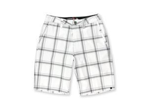 Quiksilver Mens Amphibians Swim Bottom Board Shorts wht 29