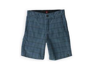 Quiksilver Boys Downtown Casual Walking Shorts bluestone 4