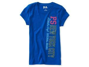 Aeropostale Girls Athl. Dept. Graphic T-Shirt 433 XS