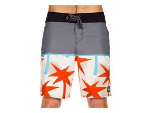 Quiksilver Mens Young Guns Swim Bottom Board Shorts kpc6 32